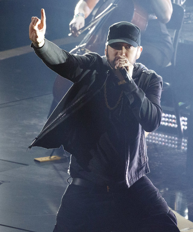 Eminem 92nd Annual Academy Awards - Show