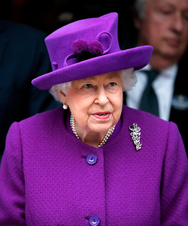 The Queen Opens The New Premises Of The Royal National ENT And Eastman Dental Hospital