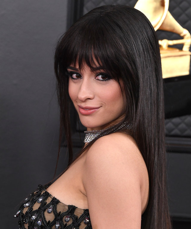 Camila Cabello 2020 GRAMMY Awards