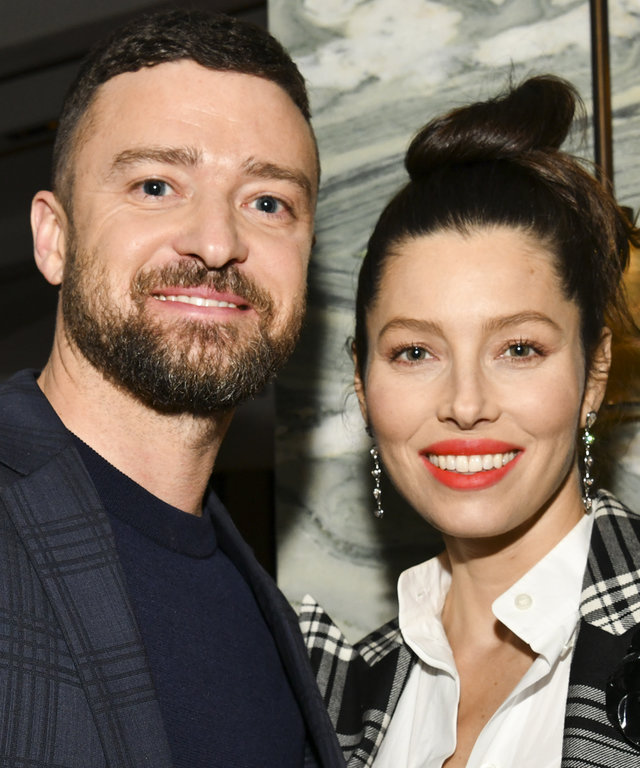Jessica Biel and Justin Timberlake - Premiere Of USA Network's  The Sinner  Season 3 - After Party