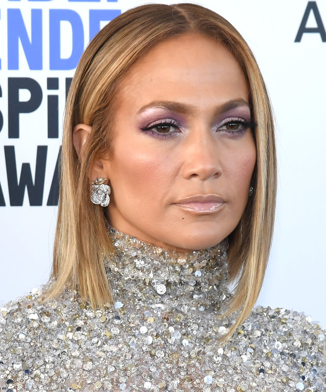 Jennifer Lopez 2020 Film Independent Spirit Awards  - Arrivals