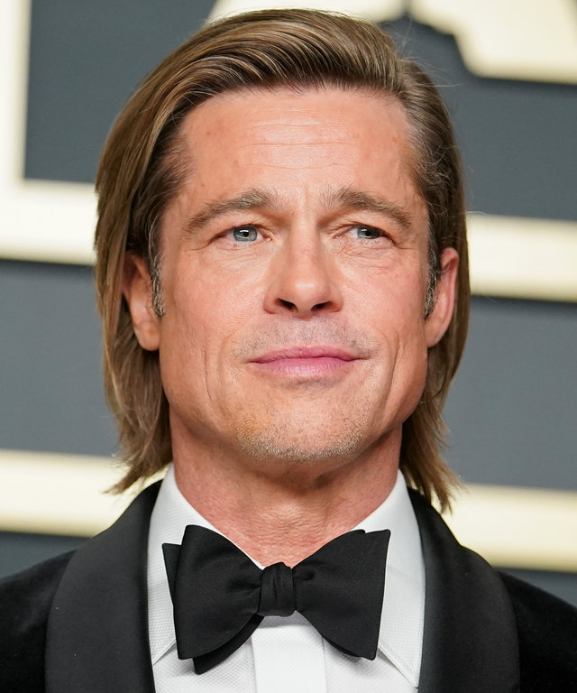 Brad Pitt - 92nd Annual Academy Awards - Press Room