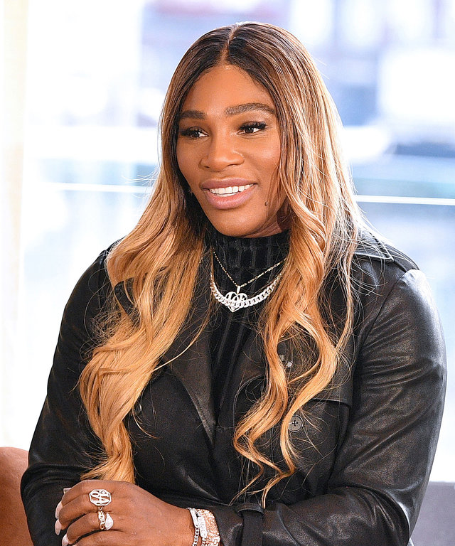 Serena Williams New York Fashion Week February 2020