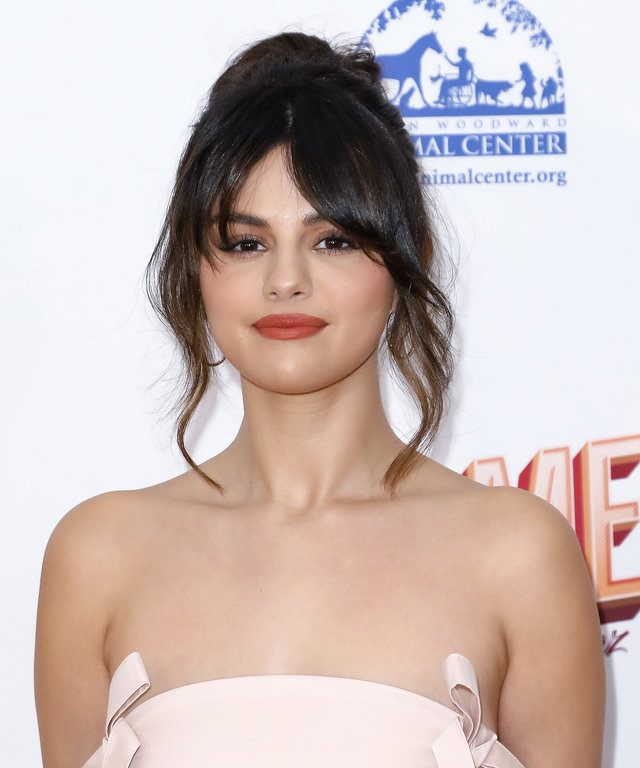 Selena Gomez 2020 Hollywood Beauty Awards