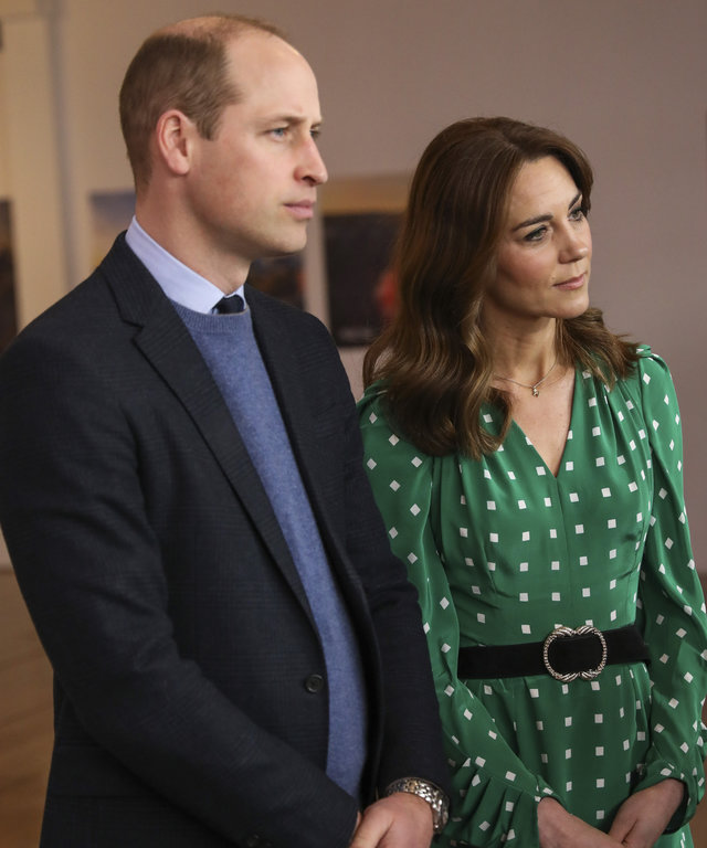 Prince William and Kate Middleton in Ireland