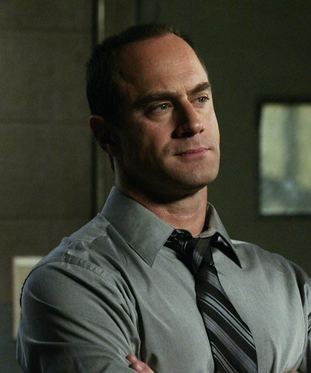 Law & Order: Special Victims Unit Elliot Sabler Chris Meloni