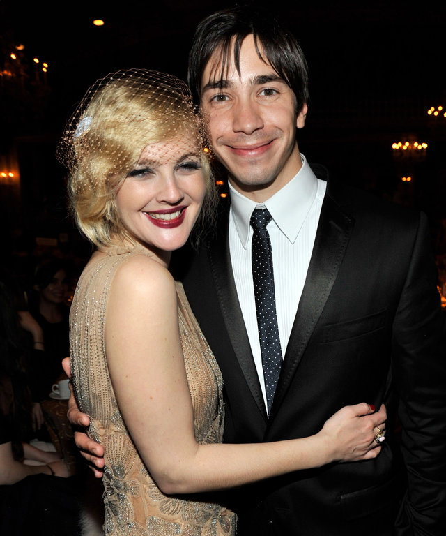 justin long drew barrymore - HBO Films Presents  Grey Gardens  - New York Premiere - After Party