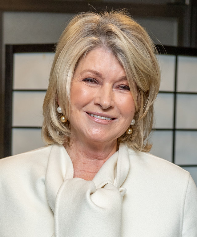 Martha Stewart Instagram Quarantine Beauty Routine