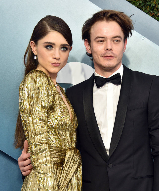 Timeline Of Charlie Heaton and Natalia Dyer Relationship