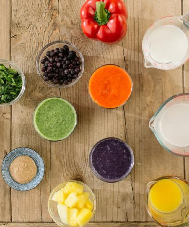Jessica Seinfeld On How to Make 3 Ingredient Smoothies