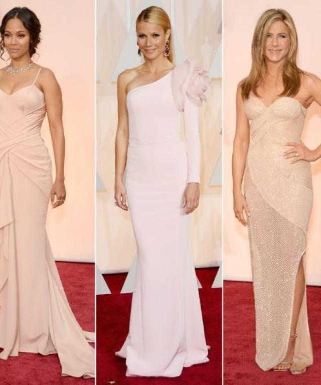 2015 Oscars Trend: Pale Shades