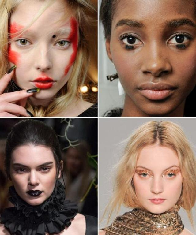 London Fashion Week Beauty