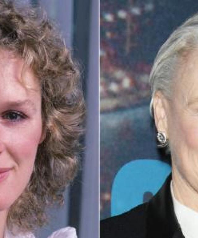 Glenn Close's Transformation