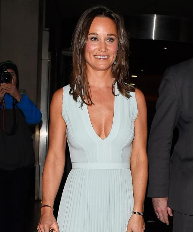 Pippa Middleton in Hugo Boss