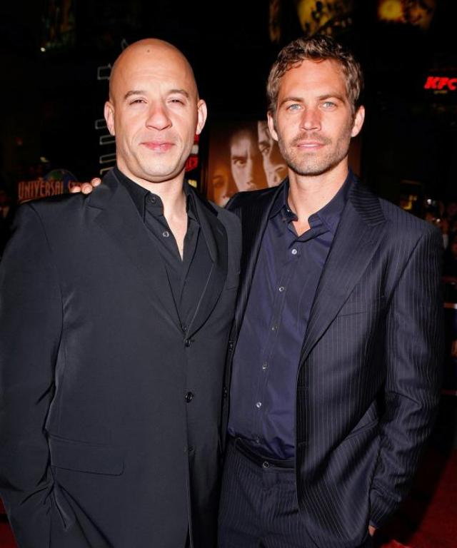 Vin Diesel names daughter after Paul Walker