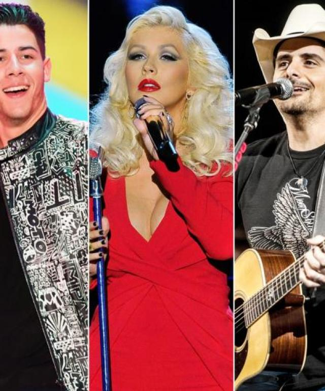 Christina Aguilera and Nick Jonas to perform at the 2015 ACM Awards