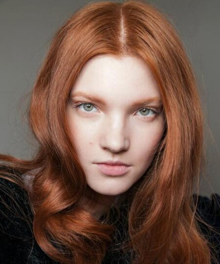 Red Hair, Color Ideas & Red Hairstyles | InStyle.com | InStyle