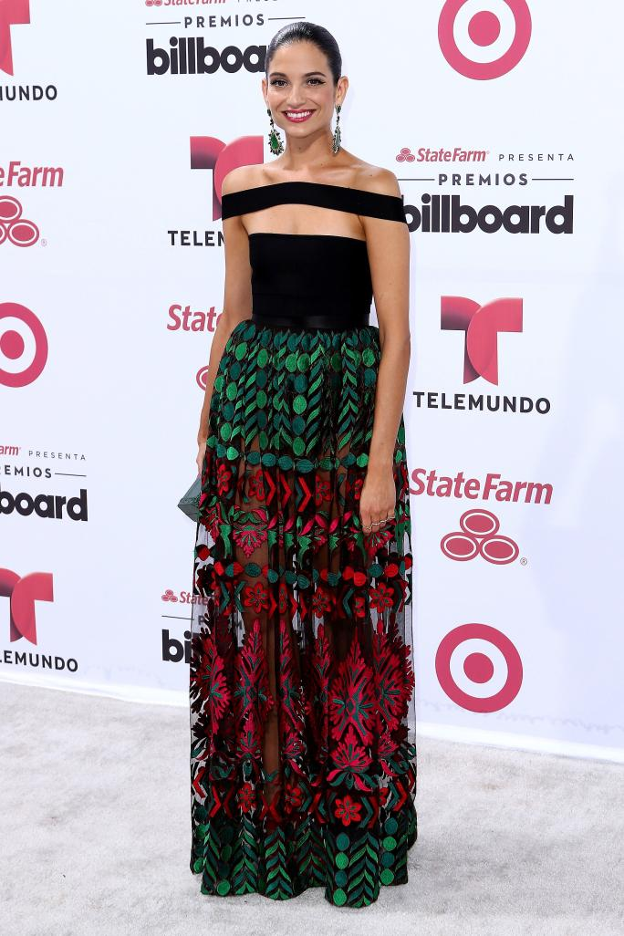 2015 Billboard Latin Music Awards - Natalia Jimenez
