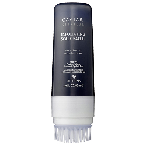 Alterna Haircare Caviar Clinical Exfoliating Scalp Facial