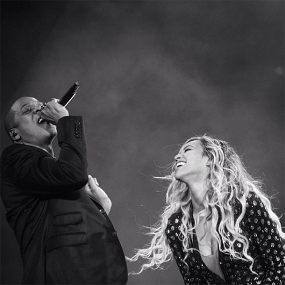 Beyoncé and Jay Z's Cutest Couple Moments