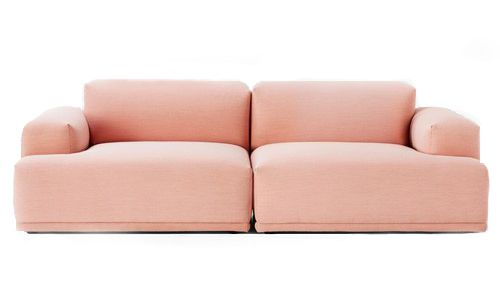 Muuto Connect 2-Seater Sofa