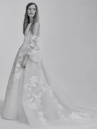 5944eb091dd Elie Saab Wedding Dresses Video — Elie Saab Bridal Ready-to-Wear ...