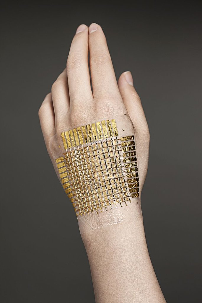 Meet the Smartest 'Flash Tattoo' You'll Ever See