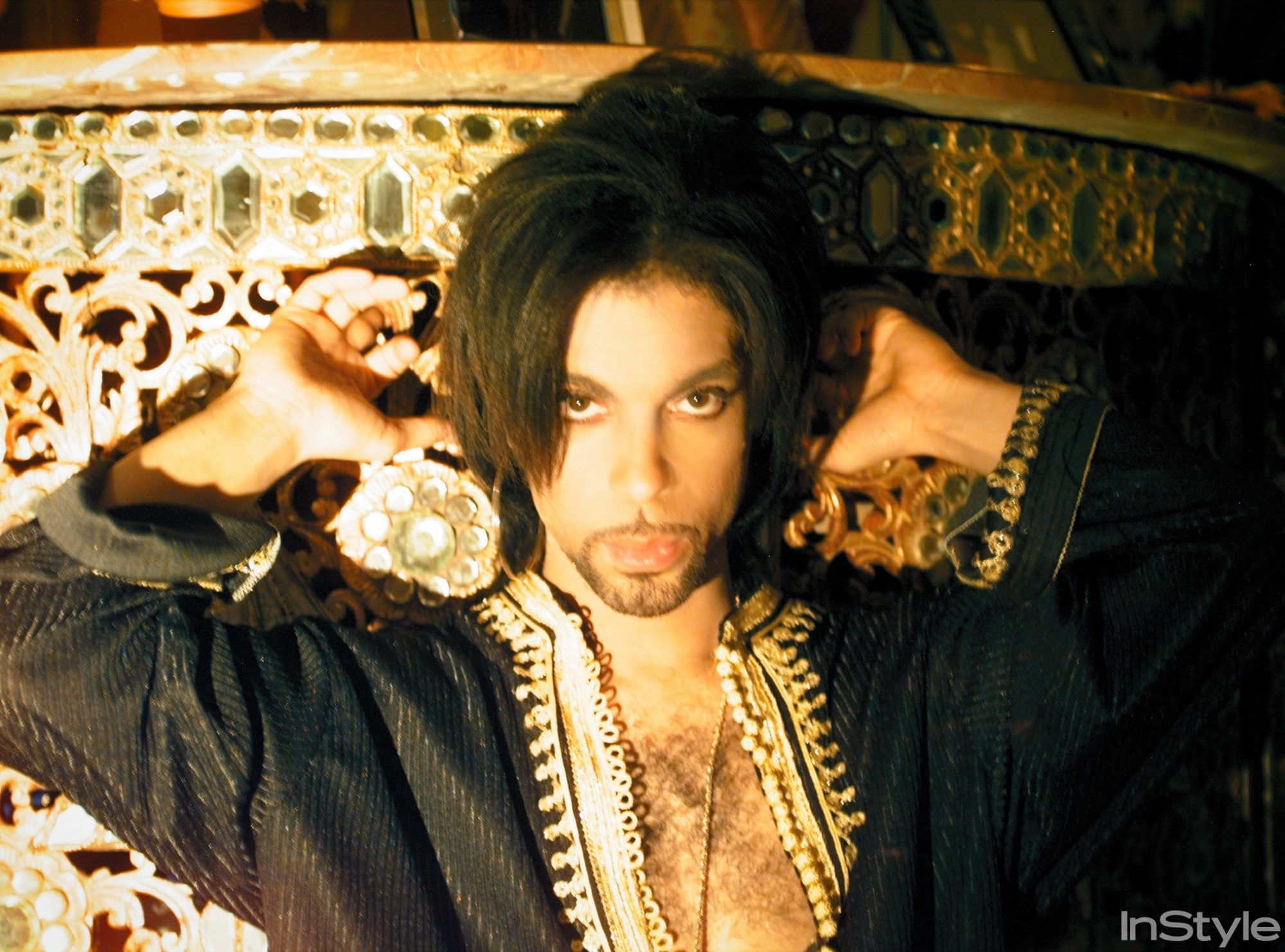 Prince in His Marbella Villa