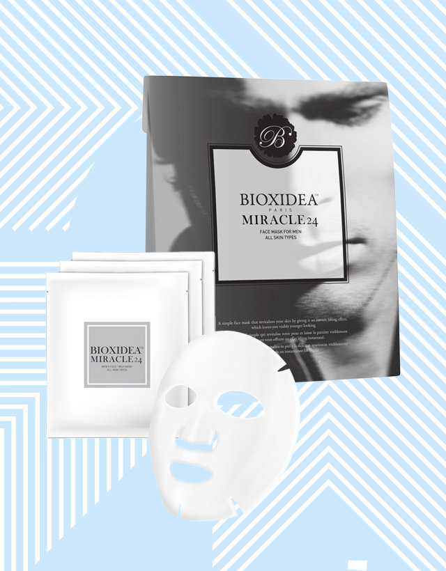 Bioxidea Miracle 24 Face Mask for Men