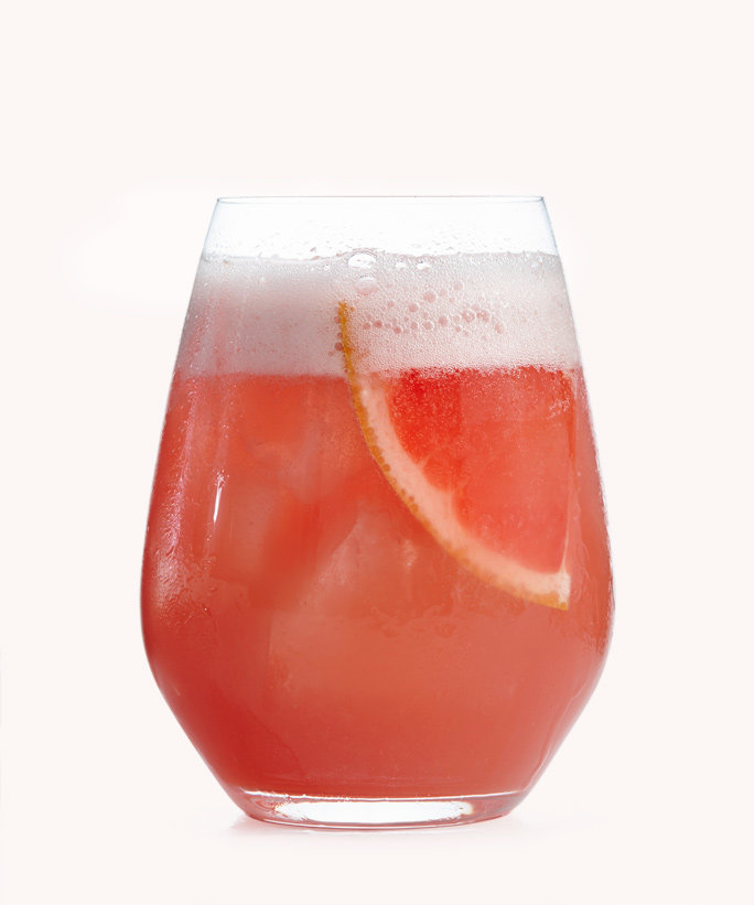 MIX A FIZZY COCKTAIL