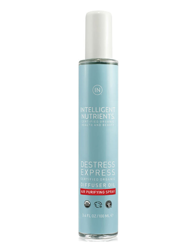 Intelligent Nutrients Destress Express Diffuser Oil andAir Purifying Spray