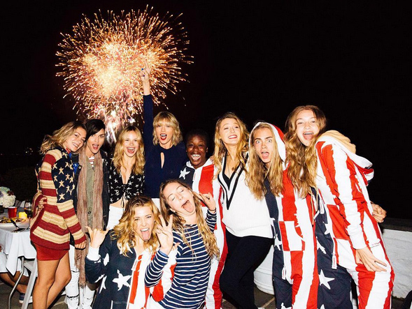 Taylor Swift's 4th of July - Lead