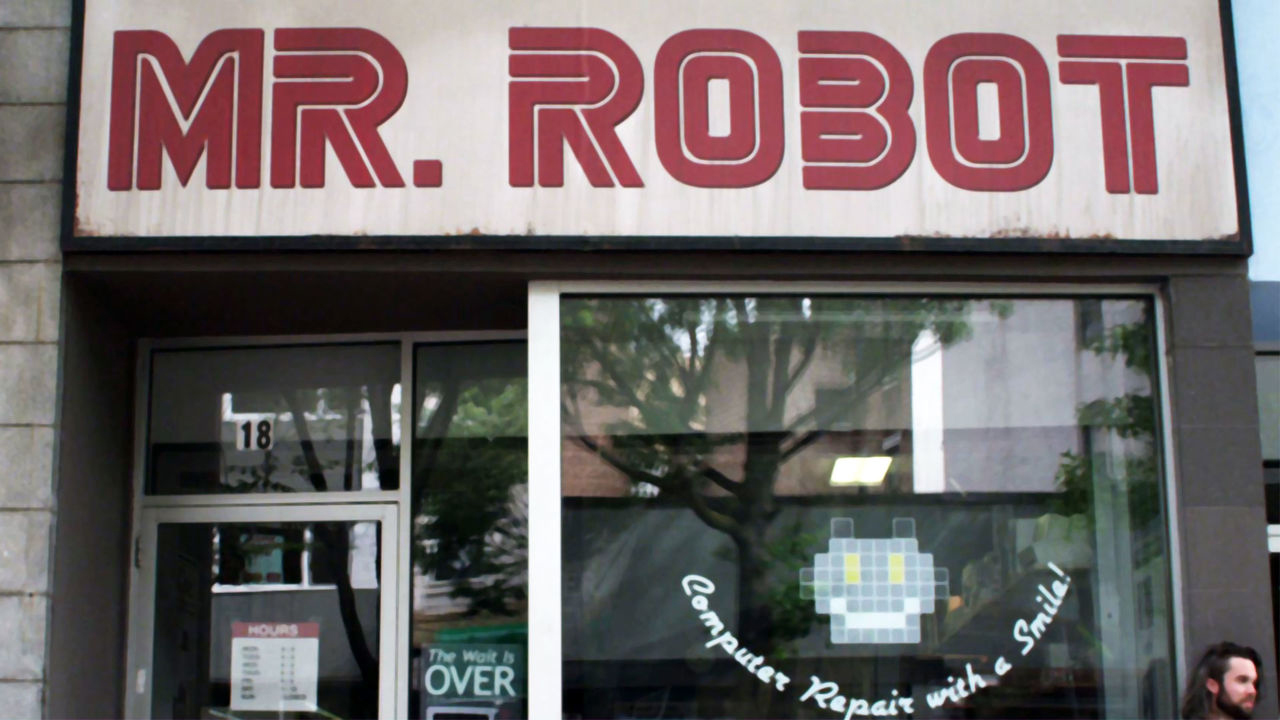 Mr. Robot Store