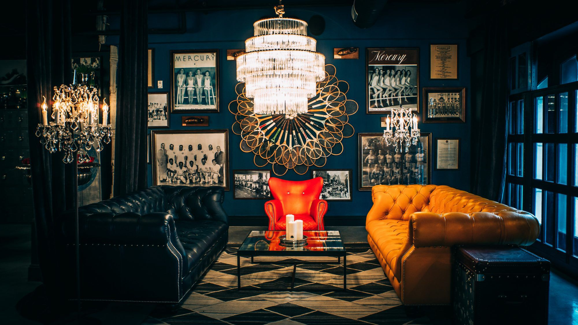 THE BLUE ROOM (LOS ANGELES)