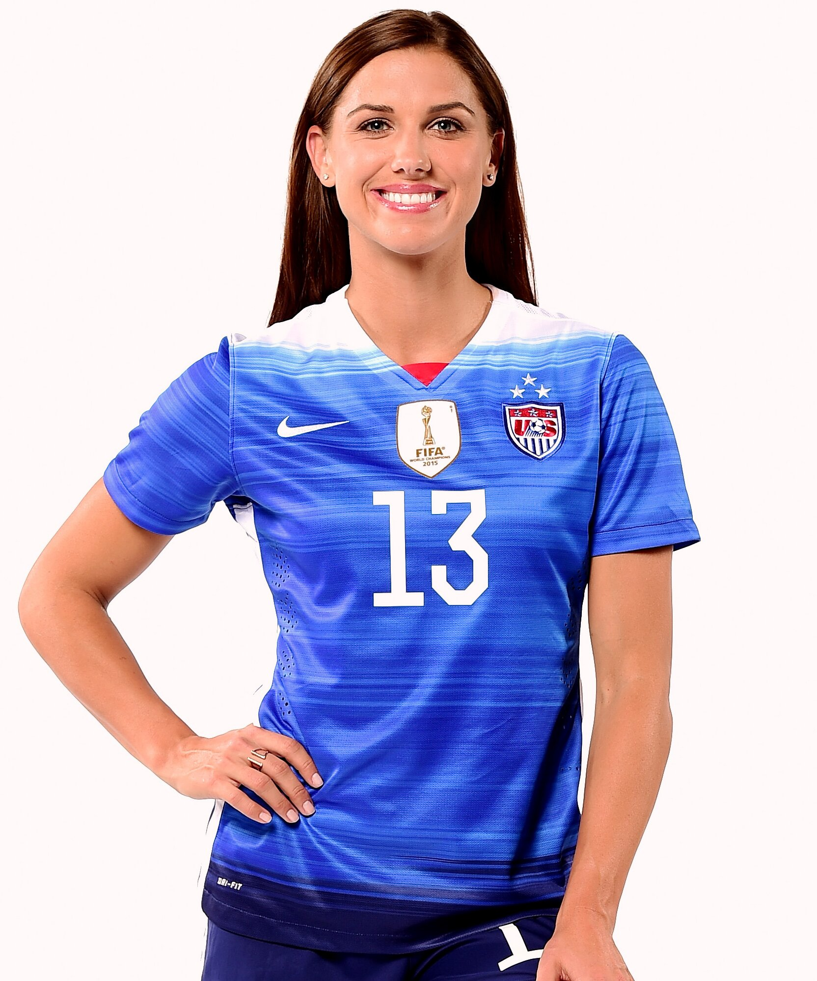 huge discount 095db cdfd8 Reasons Why Alex Morgan is the Role Model | InStyle.com