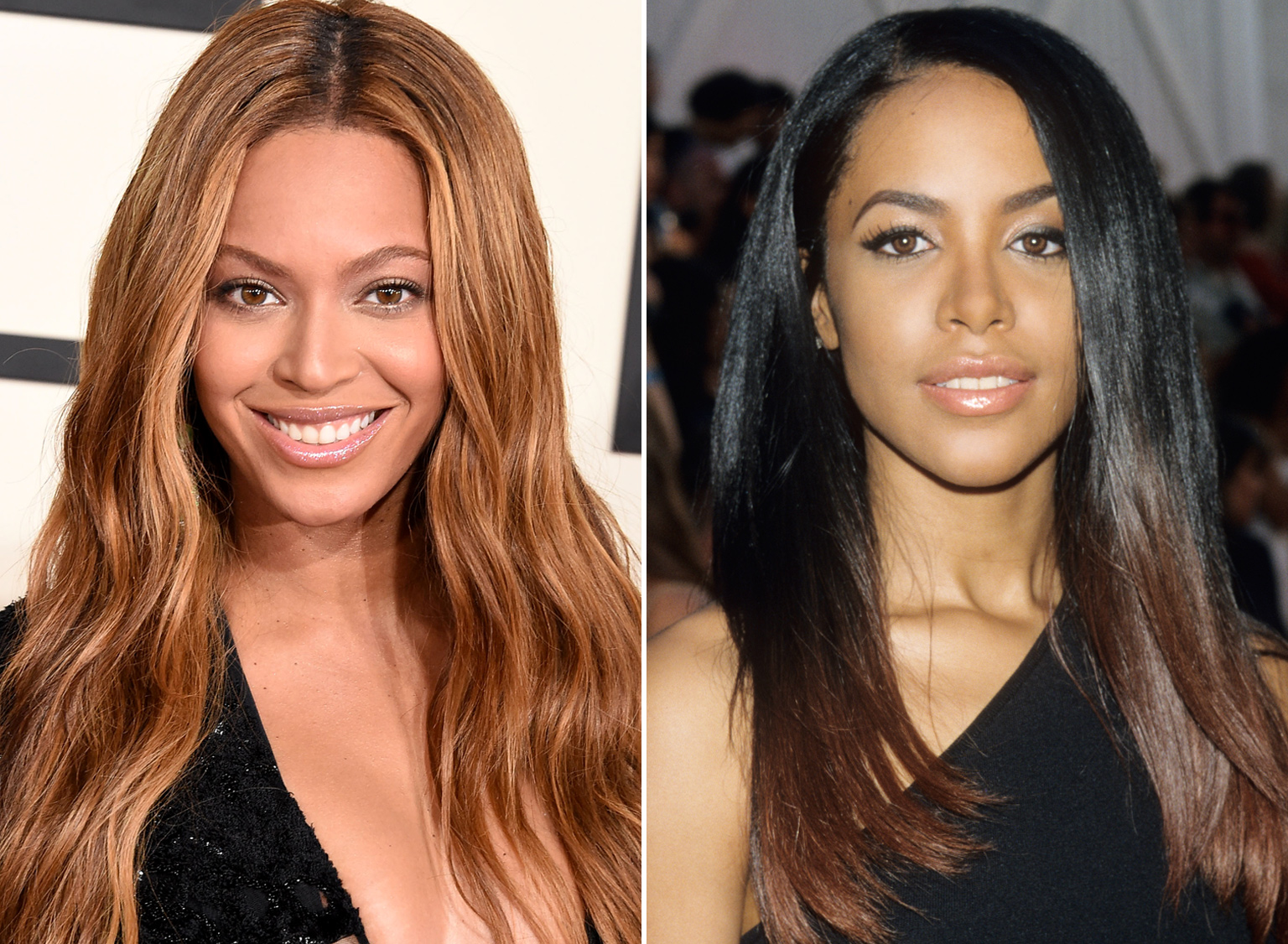 Beyonce and Aaliyah - LEAD