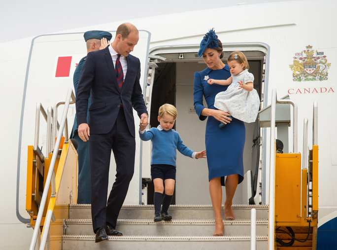 Royal Family in Canada - Embed 2