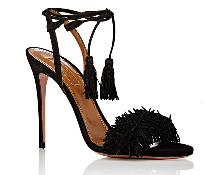 Ashley Graham Fav Things Shoes Aquazzura - Embed 2016
