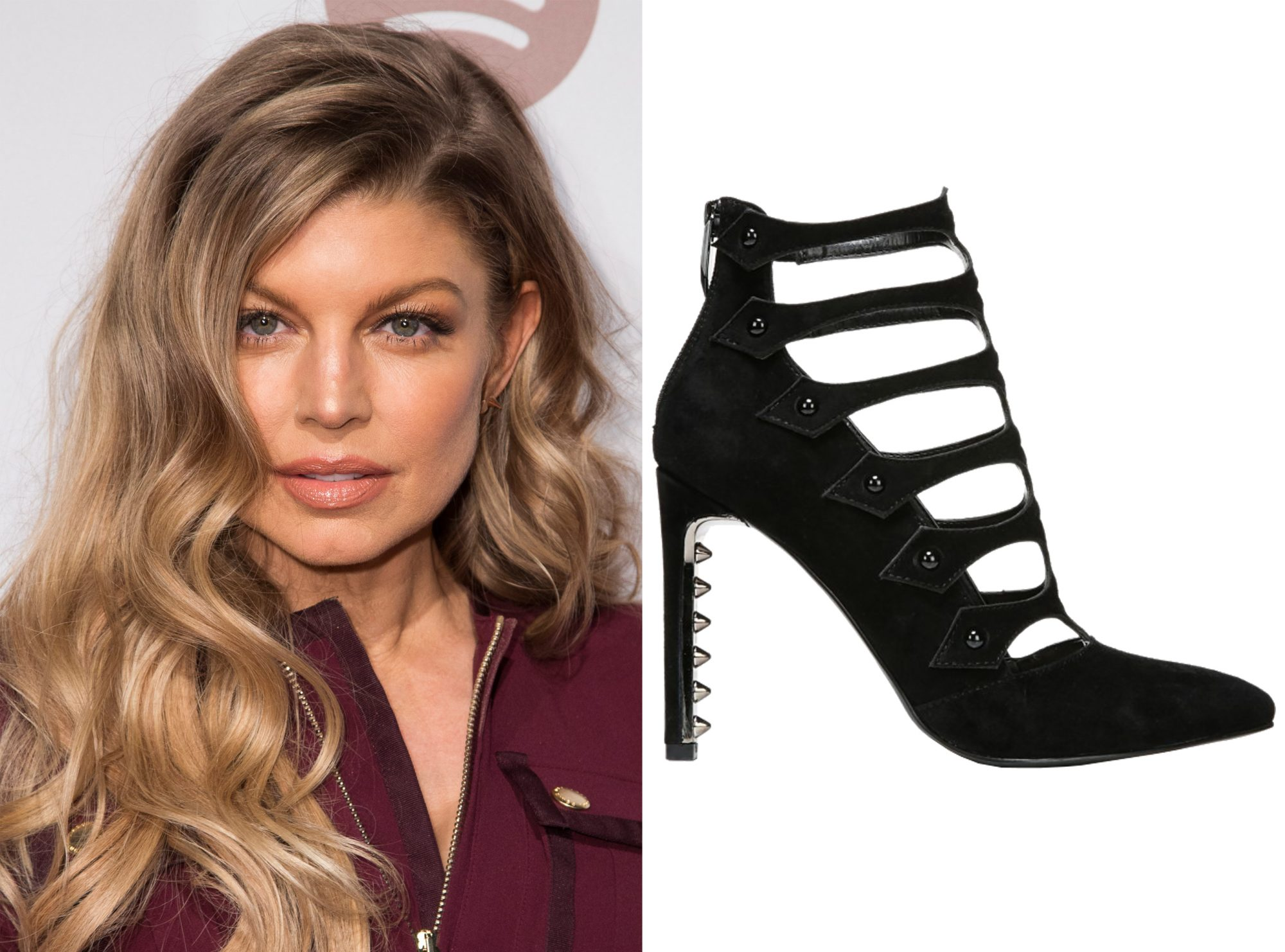 FERGIE FOOTWEAR and FERGALICIOUS: Fergie