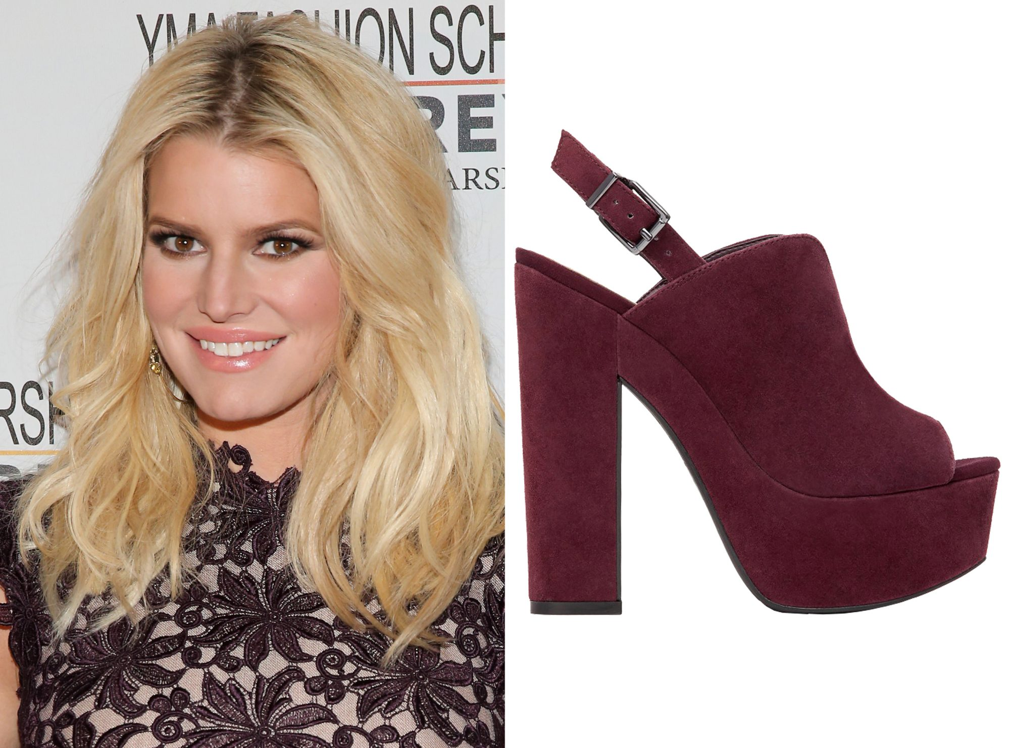 JESSICA SIMPSON and THE WARM UP: Jessica Simpson