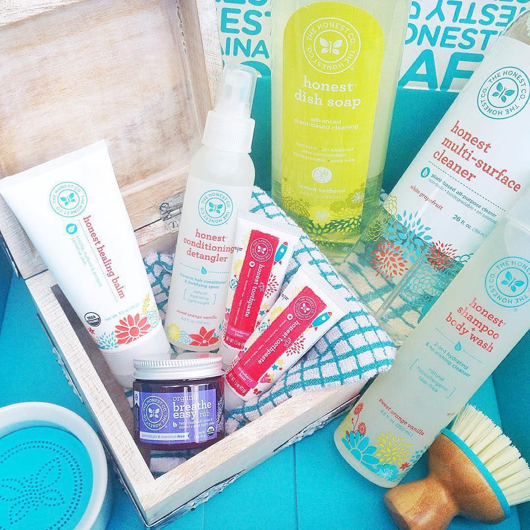 The Honest Company Honest Essentials Bundle