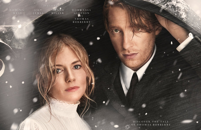 Burberry Holiday Ad Campaign 1
