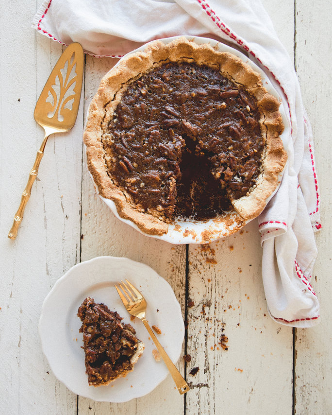 Sweet Laurel Pecan Pie LEAD