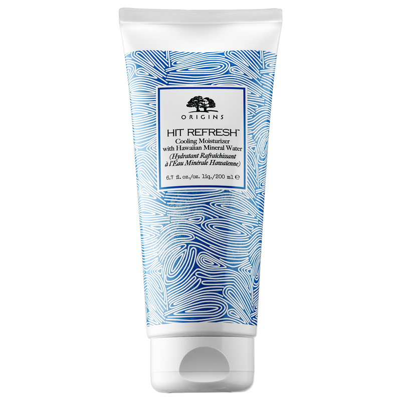 The Workout Enthusiast: Origins Hit Refresh Cooling Moisturizer