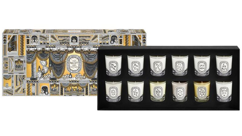 Diptyque Limited Edition Mini Candle Set