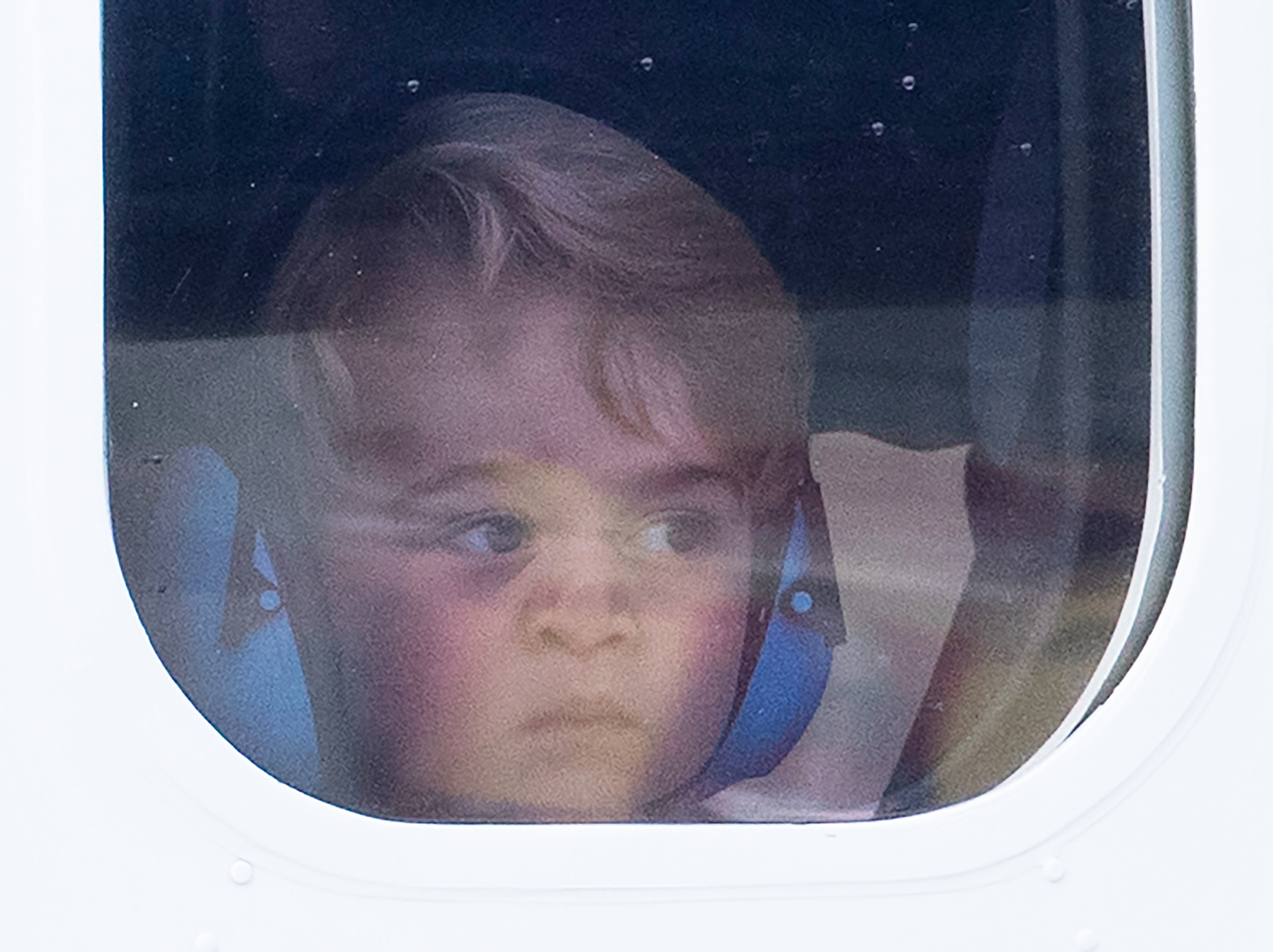 Prince George Creates a Meme?