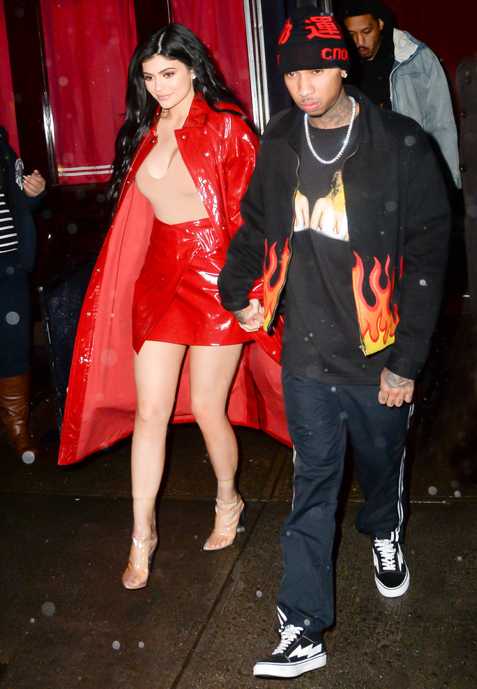 Matching Couples - Kylie and Tyga (LEAD)
