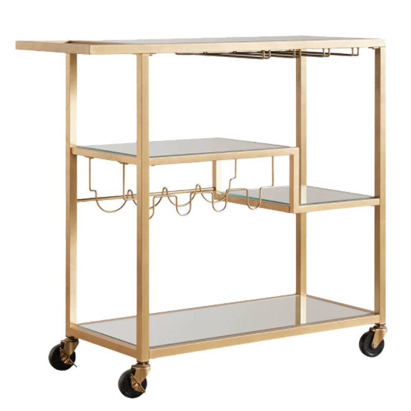 Tiered Bar Cart