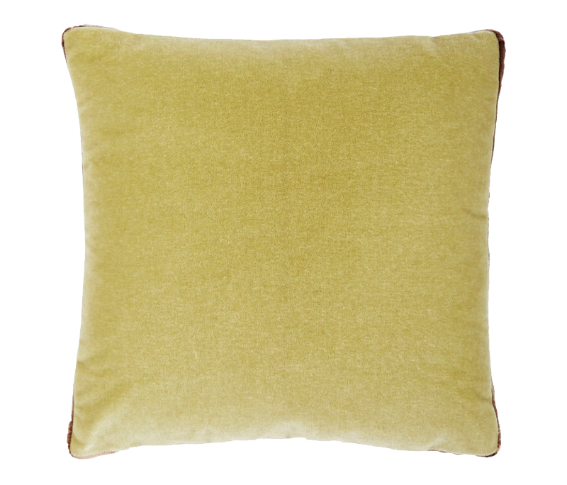 Mohair Throw Pillow
