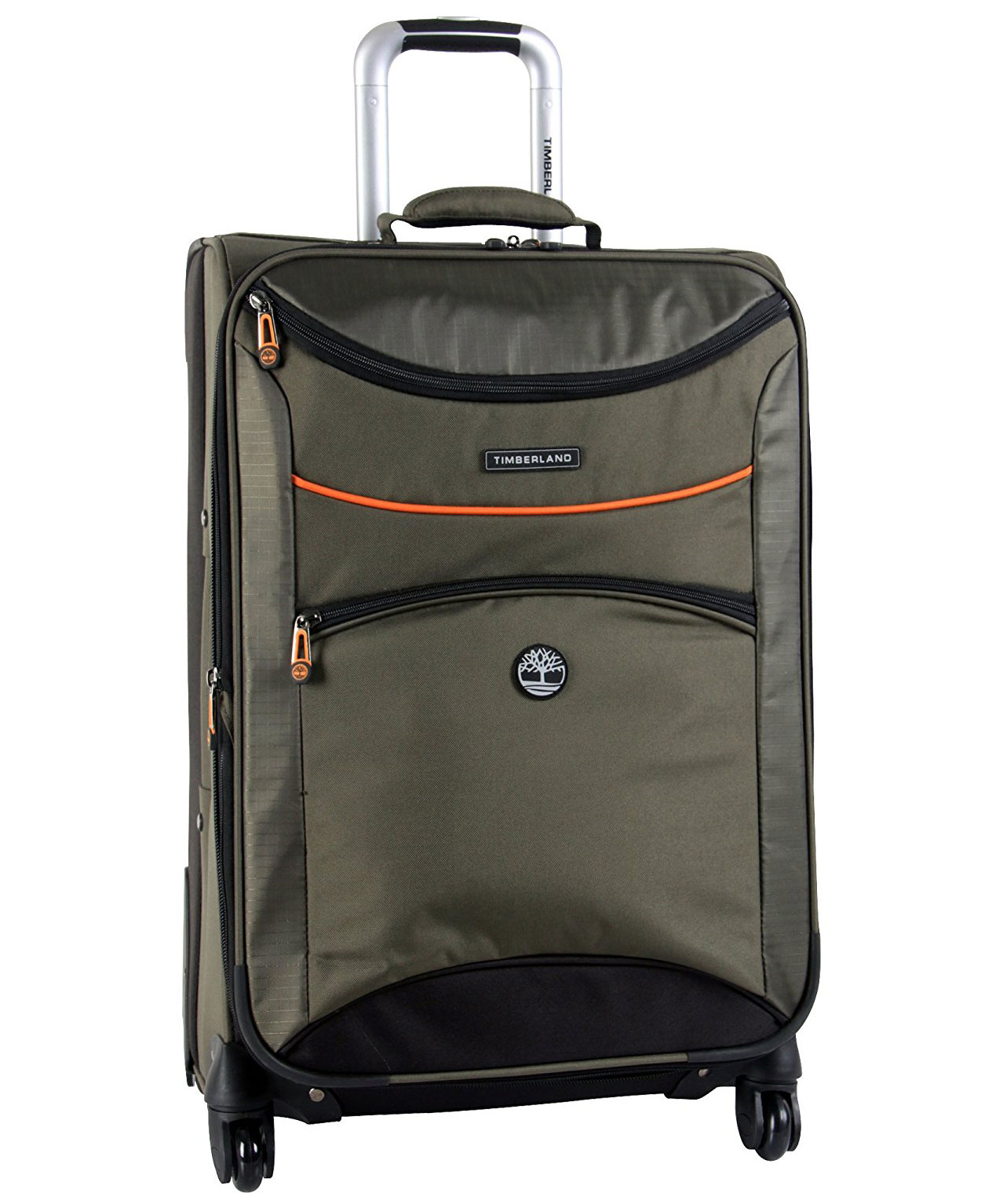 Timberland Luggage Route 4 24 Inch Expandable Spinner